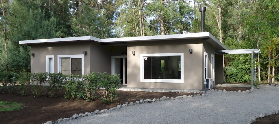 Premo Casas prefabricadas cemento